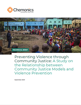 Preventing Violence Through Justice Thumbnail